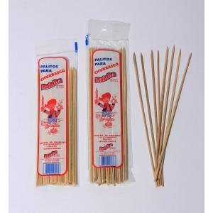 Espeto de Bambú 25cm e 30cm